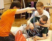 «Русфонд.ДЦП» устраивает семинар </br>по перемещению
