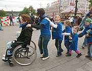 Стать инвалидом, чтобы не быть им