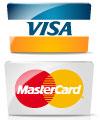 Банковская карта Visa/MasterCard