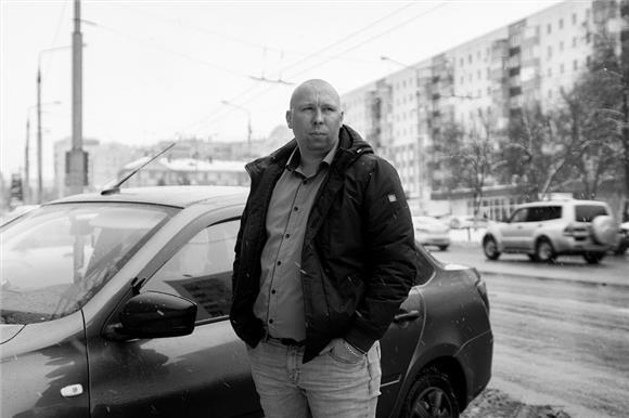 Вячеслав, который водит с девяти лет