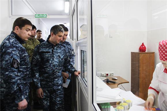117 добровольцев из Северной Осетии пополнят Национальный РДКМ