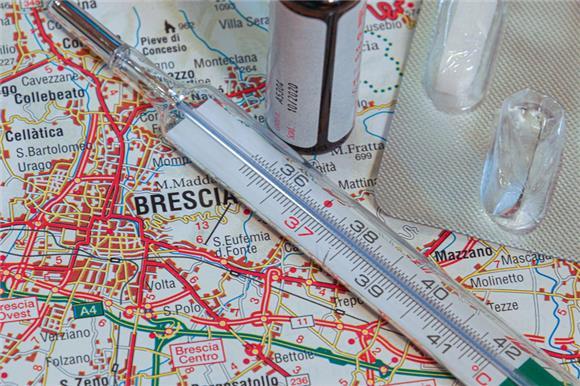 Власти Италии: реальное число зараженных коронавирусом может оказаться больше в десять раз