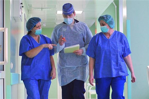 Более 730 ординаторов приступили кработе вмосковских поликлиниках