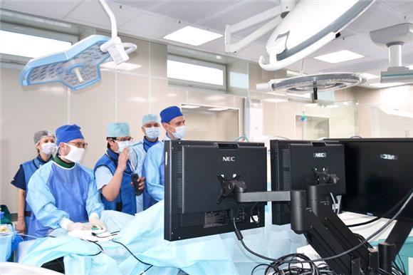 NGS-лабораторию Русфонда иКФУ вКазани задействуют для диагностики COVID-19у врачей