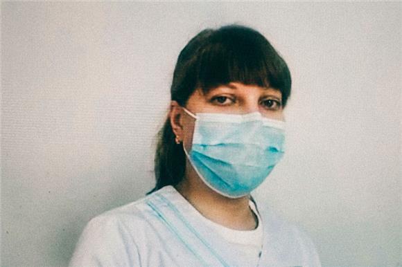 Спаси врачей. Анна Денисова