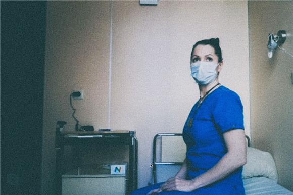 Спаси врачей. Юлия Королева