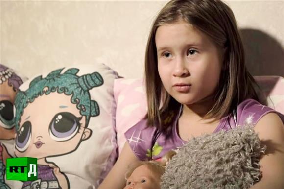 Журналисты Russia Today сняли фильм одонорстве костного мозга