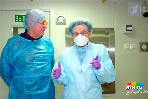 Упривитых сотрудников НИЦЭМ имени Гамалеи обнаружили антитела ккоронавирусу