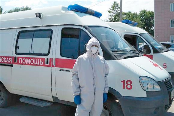 «Защитим врачей»: вдва медучреждения Тамбовской области доставлены многоразовые медицинские костюмы
