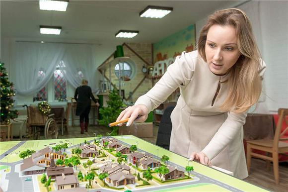 Варт-поместье «Новые берега» будут бесплатно стажироваться люди синвалидностью ипрофильные специалисты изНКО игосструктур