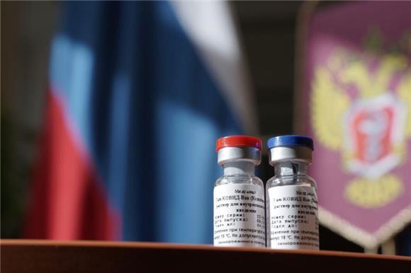 Президент РФобъявил орегистрации первой вмире вакцины откоронавируса