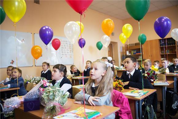 Русфонд участвует вовсероссийской акции «Детивместо цветов»