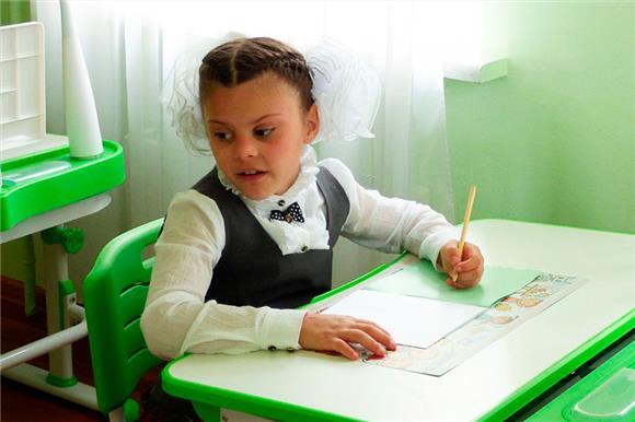 Православная служба помощи «Милосердие» открыла коррекционный класс для младших школьников