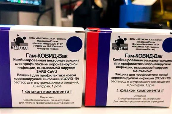 В РФ налаживается производство обеих форм вакцины от коронавируса Центра имени Гамалеи