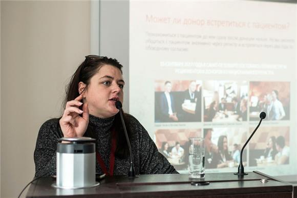 Руководитель отдела рекрутинга Национального РДКМ выступила наконференции «АиФ» оволонтерстве ипрезидентских грантах