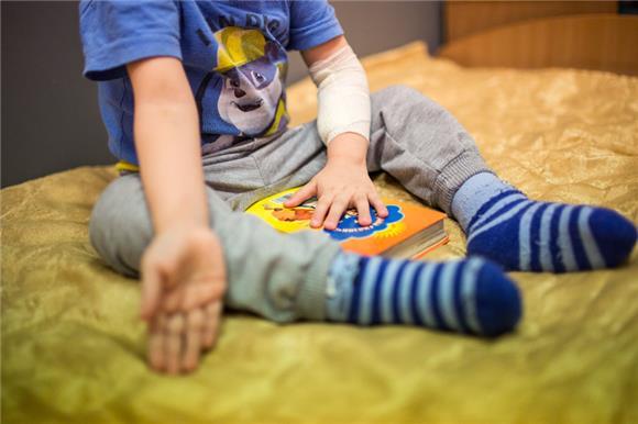 Общественная палата определила принципы финансирования идеятельности фонда помощи детям средкими заболеваниями