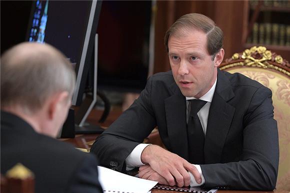 Министр промышленности иторговли Денис Мантуров: задержек при покупке лекарств небудет