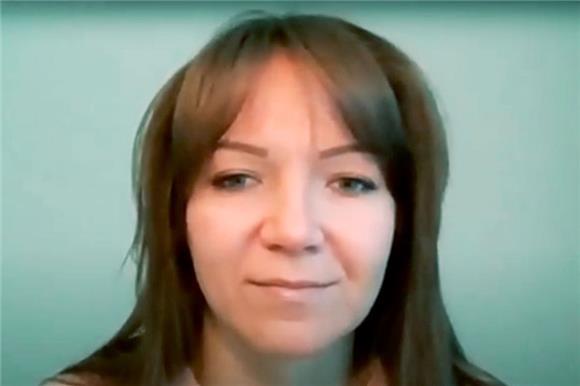 Координатор Национального РДКМ Любовь Белозерова рассказала одонорстве костного мозга мурманской молодежи