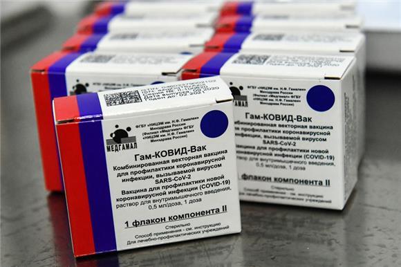 Вакцинация «СпутникомV» рискованна для людей созлокачественными новообразованиями