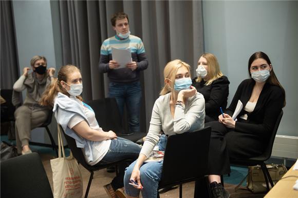 В Москве прошла Школа рекрутинга Национального РДКМ