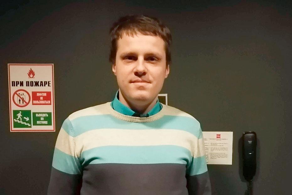Павел Ломохов