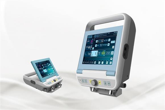 ВРоссии разработали аппарат ИВЛ, который делает пациенту томографию легких