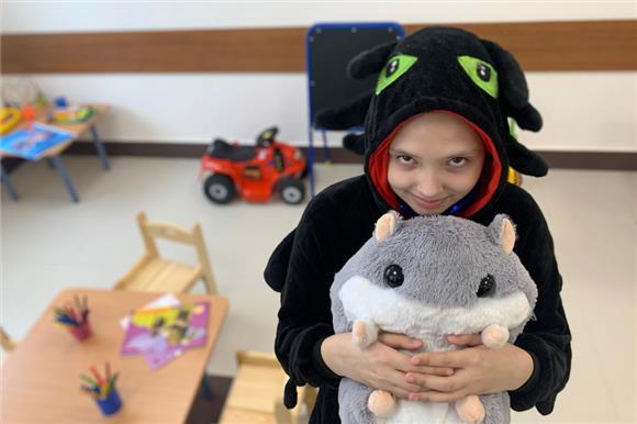 Вонкоцентре имени Блохина открылся новый корпус НИИ детской онкологии игематологии