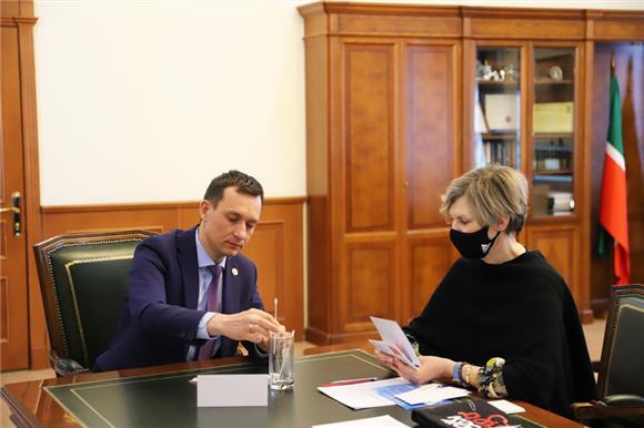 В Национальный РДКМ вступил глава Минцифры Татарстана