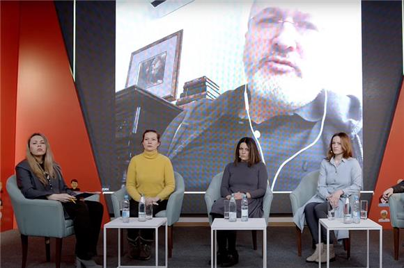 Директор региональных проектов Русфонда выступил наплощадке «Душевной Москвы»