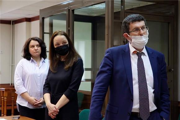 Мосгорсуд во второй раз прекратил дело гематолога Елены Мисюриной