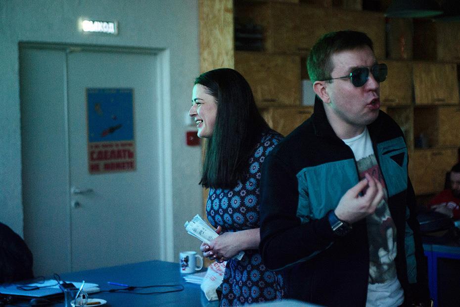 Евгения Лобачева и Дмитрий Спиридонов, гендиректор CloudPayments