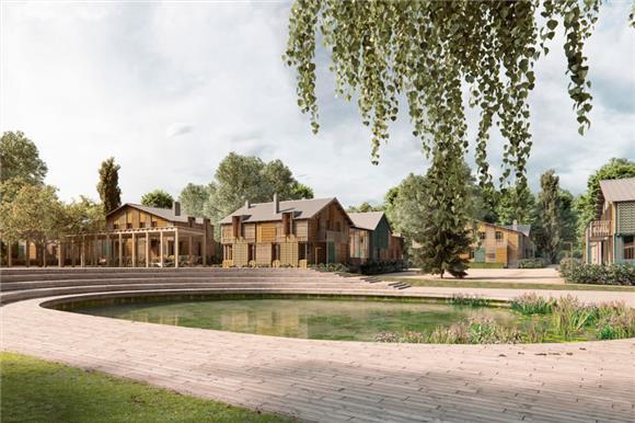 «Подари жизнь» начал строительство детского пансионата вНовой Москве
