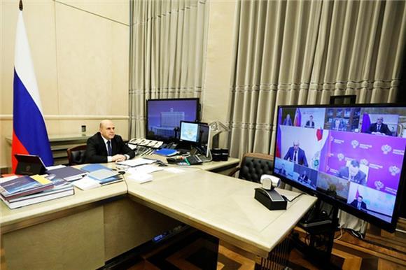 Михаил Мишустин: в России появится Федеральный регистр доноров костного мозга