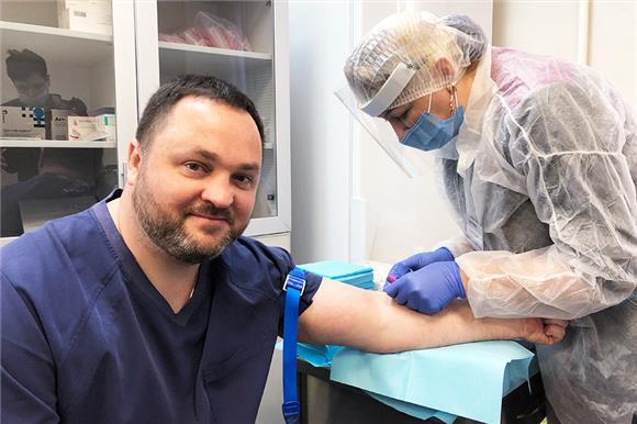Новосибирский НИИТО– вНациональном регистре доноров костного мозга