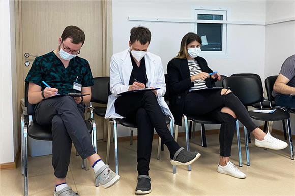 Сотрудники Медицинского института имени Березина Сергея вступили врегистр