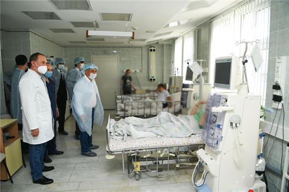 Стало известно осостоянии пострадавших втеракте вКазани