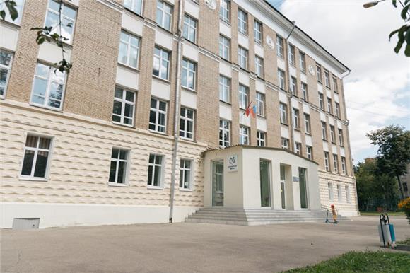 Координатор Национального РДКМ рассказала одонорстве костного мозга ученикам Курчатовской школы вМоскве