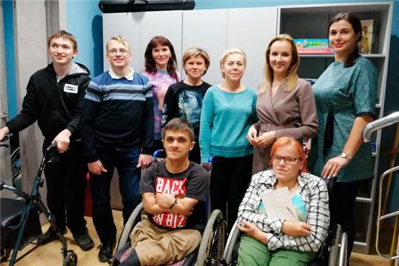 АНО «Квартал Луи» приглашает настажировку людей синвалидностью, членов ихсемей ипрофильных специалистов