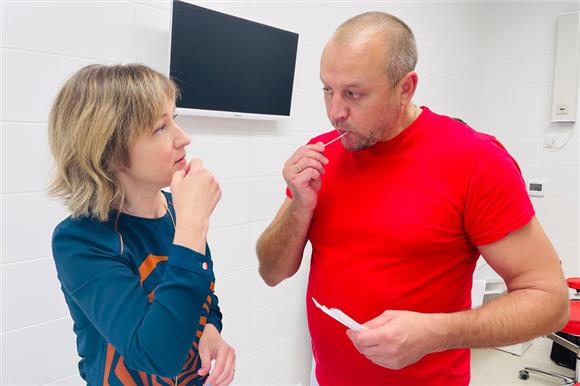 В Национальный РДКМ вступают новосибирские стоматологи