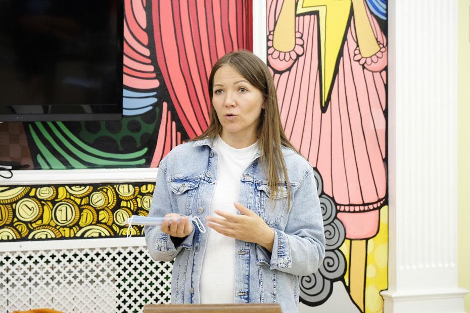 Директор Центра развития донорства костного мозга Любовь Белозерова