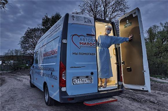 ВПетербурге благотворительные организации начали вакцинировать бездомных отCOVID-19