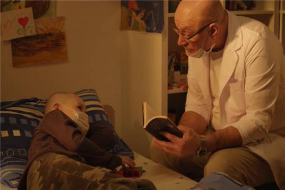 7августа вПетербурге пройдет показ фильма «Дима» («Дорогой Бох!»). После показа можно будет сдать образец буккального эпителия для вступления вНациональный РДКМ