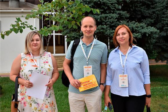 Южный регистр доноров костного мозга принял участие вIСъезде организаторов добровольчества Ростовской области