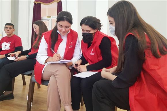 ВКабардино-Балкарии прошла первая наюге России «Школа волонтеров»– организаторов рекрутинга доноров костного мозга