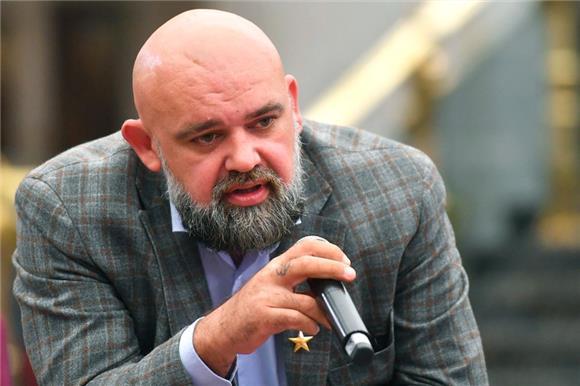 Главврач московской ГКБ №40 ДенисПроценко назвал ситуацию сCOVID-19 вРФблизкой ккритической