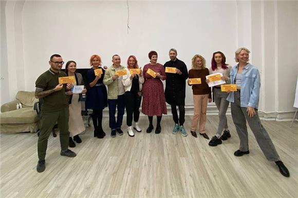 Сотрудники иклиенты петербургской парикмахерской HairFcker вступают вНациональный РДКМ