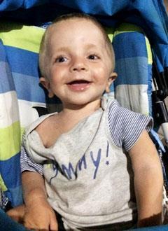 Русфонд Артем Несин 2 года несовершенный остеогенез требуется курсовое лечение 527 310 руб