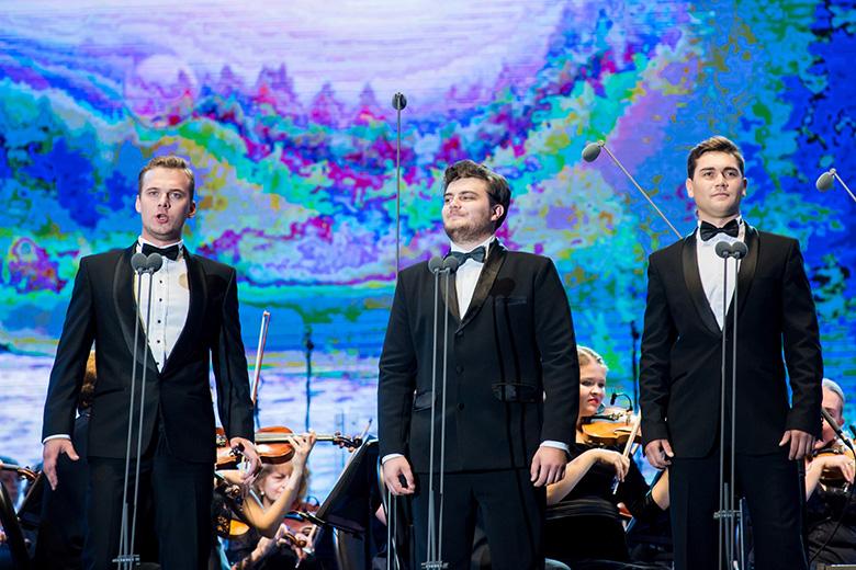 Солисты Красноярского театра оперы и балета имени Д.А. Хворостовского