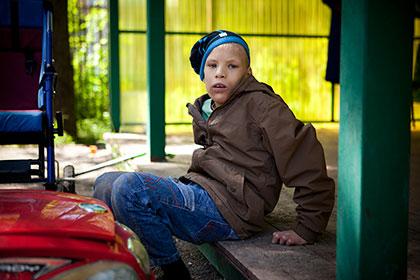 Когда Даня только начал заниматься в Центре лечебной педагогики, он не выдерживал и пяти минут занятий. В сентябре Даня пойдет в школу