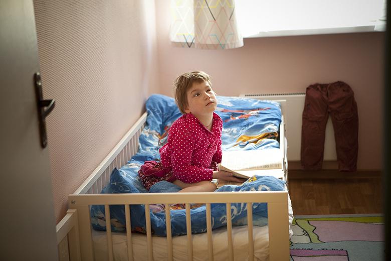 2. Наташа невероятно нежная девочка. И еще мечтательница